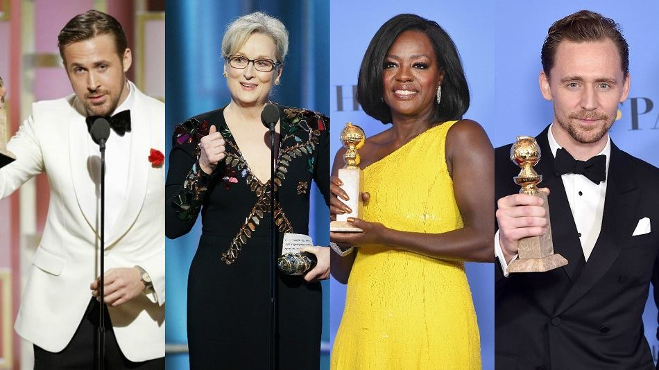 """La La Land"" leva tudo no ""Globo de Ouro 2017""; vem saber o que rolou!"