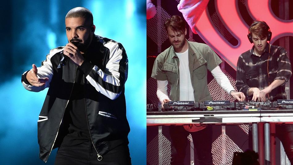 Drake e The Chainsmokers lideram indicações ao iHeartRadio Music Awards 2017
