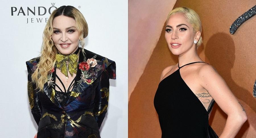 """""""É um absurdo"""", diz Madonna sobre suposta rixa com Lady Gaga; veja vídeo"""