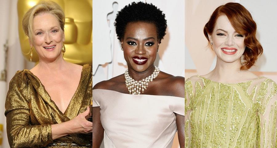 Meryl Streep, Viola Davis, Emma Stone e mais reagem às suas indicações ao Oscar 2017