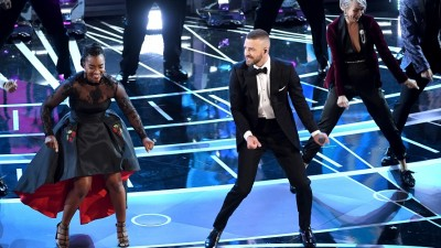 "Justin Timberlake abre a cerimônia do Oscar 2017 com ""Can't Stop the Feeling""; assista"