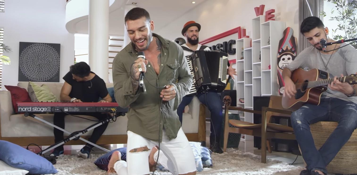 """Lucas Lucco lança clipe de """"Tô Fazendo Amor"""", primeira música de projeto especial; vem ver"""