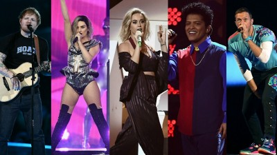 RESUMÃO! Confira a lista de vencedores e as performances do BRIT Awards 2017