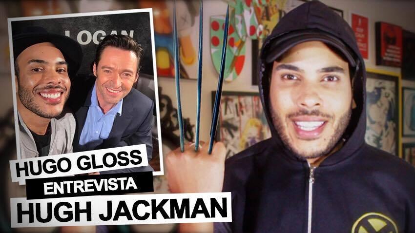 Entrevista exclusiva com Hugh Jackman!