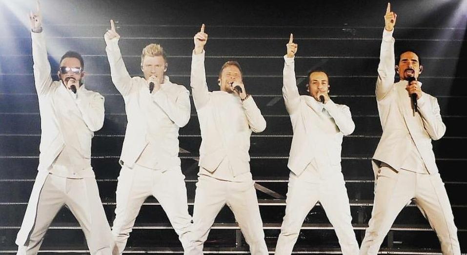 Backstreet Boys iniciam residência em Vegas com show arrebatador! Vem ver