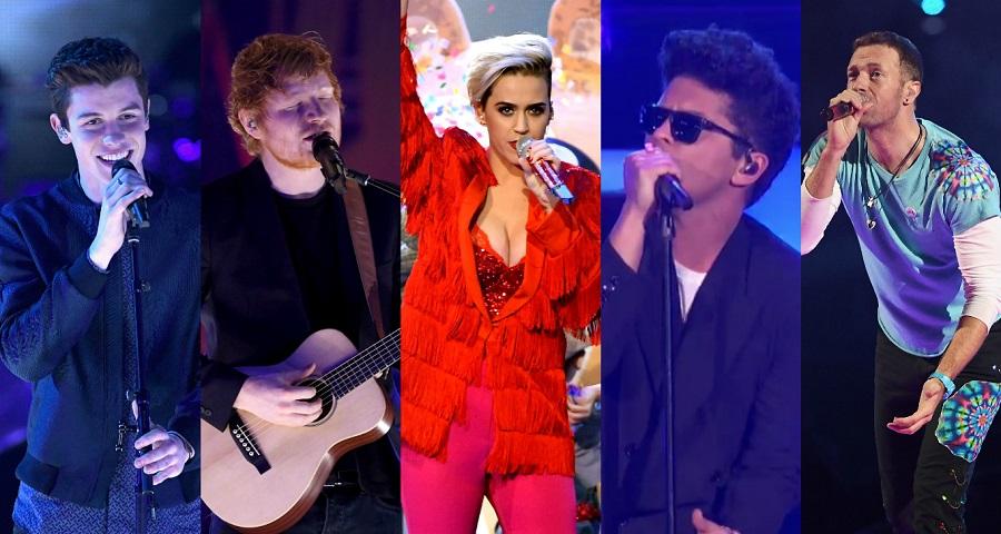RESUMÃO: As performances e os vencedores do iHeartRadio Music Awards 2017