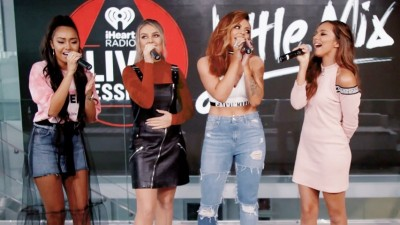 "Meninas do Little Mix arrasam em cover de ""Love On The Brain"", da Rihanna"