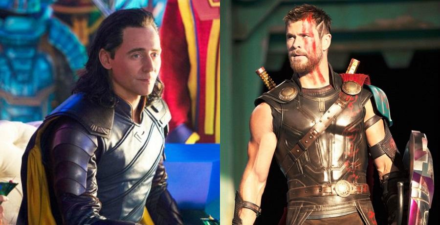 """Chris Hemsworth e Tom Hiddleston aparecem nas primeiras imagens de """"Thor: Ragnarok"""""""
