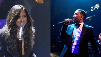 Demi Lovato e John Legend arrasam muito em performances no Gala da Time 100!
