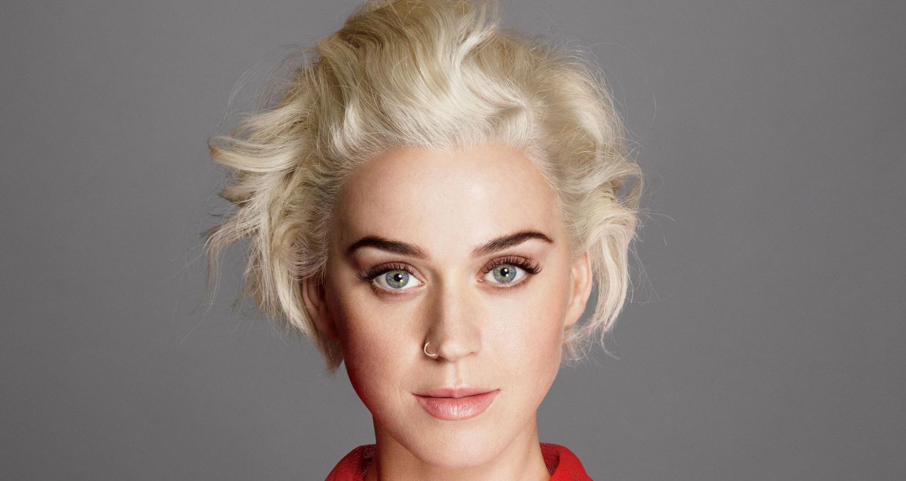Em entrevista MARAVILHOSA, Katy Perry fala sobre nova fase na música, política, Beyoncé, Adele e Grammy
