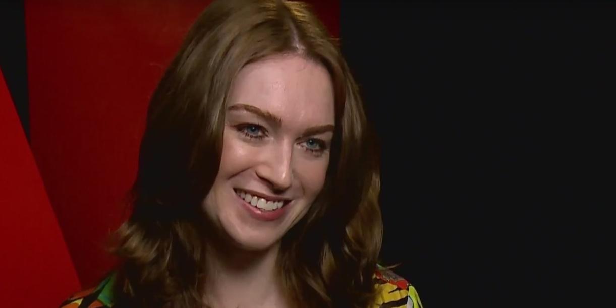 """Entrevista exclusiva (e linda) com Jamie Clayton, a Nomi de """"Sense8""""; vem assistir!"""