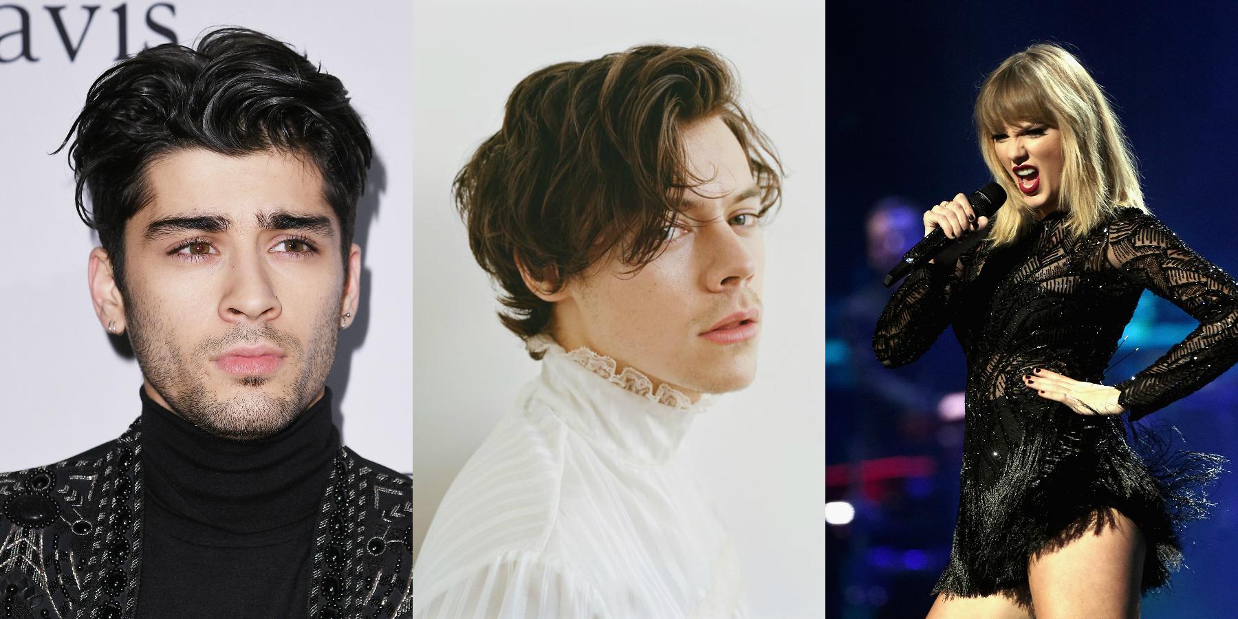 Harry Styles fala sobre novo disco, namoro com Taylor, críticas de Zayn e pausa do 1D