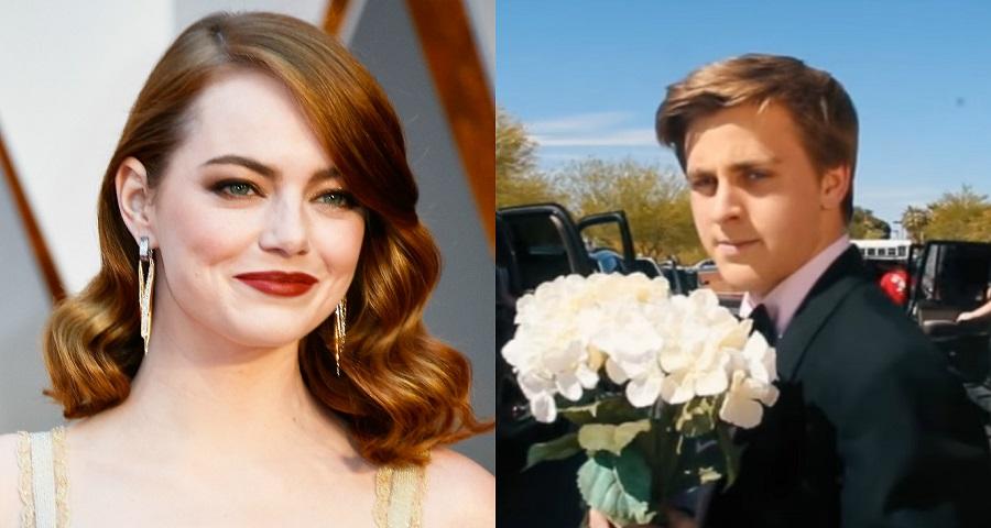"Emma Stone responde a convite de garoto que recriou abertura de ""La La Land"" em vídeo"