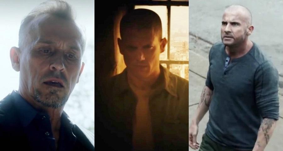 "FOX libera os primeiros 5 minutos do episódio de retorno de ""Prison Break""; assista"