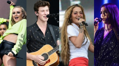 Surra de shows! Little Mix, Shawn Mendes, Rita Ora e Dua Lipa lacram em festival!