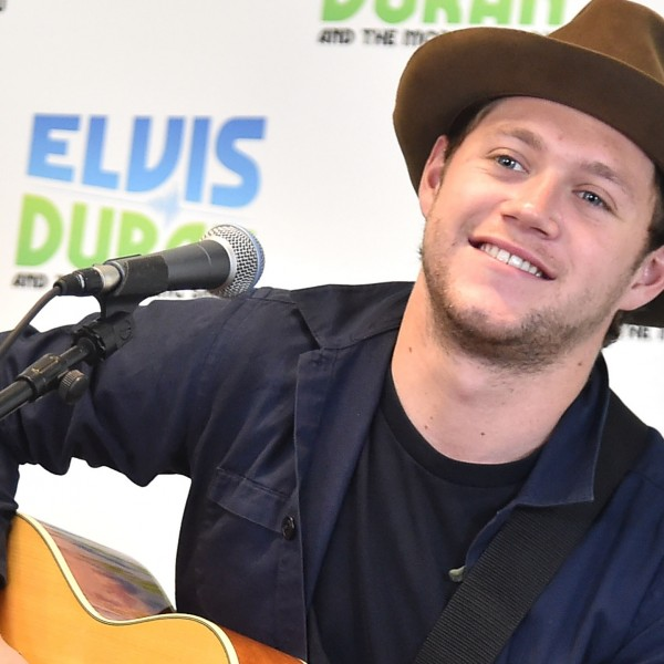 "Niall Horan Visits ""The Elvis Duran Z100 Morning Show"""