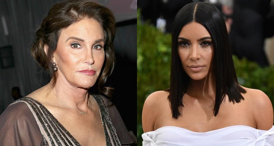 """Caitlyn Jenner diz que continua sem falar com Kim Kardashian: """"Grande perda em minha vida"""""""