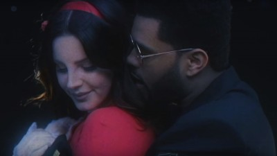 "A Lana Del Rey e o The Weeknd acabam de inventar o amor no clipe LINDO de ""Lust For Life"""