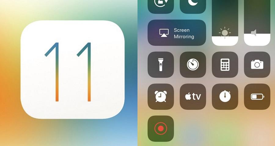 OMG! iOS 11 vai permitir gravação nativa de tela e compartilhamento rápido de Wi-Fi