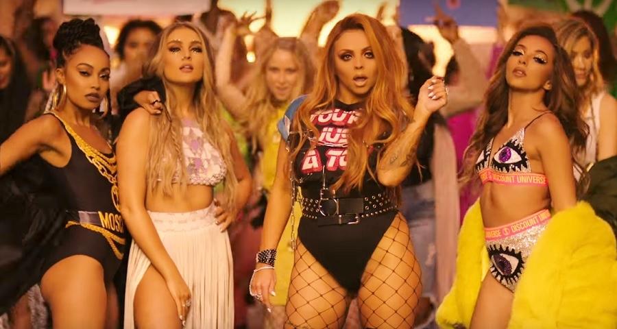 """As meninas do Little Mix estão muito poderosas no clipe de """"Power""""; vem assistir"""