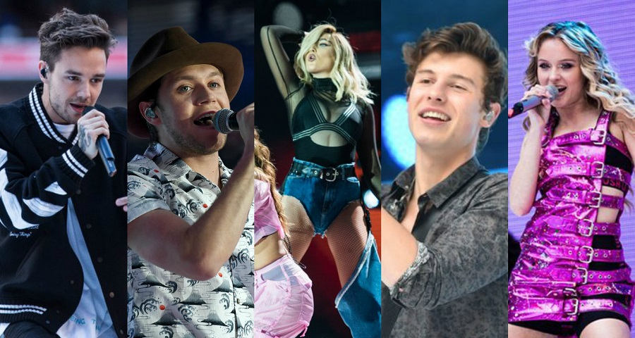 Little Mix, Shawn Mendes, Zara Larsson e mais arrasam em festival britânico; vem ver