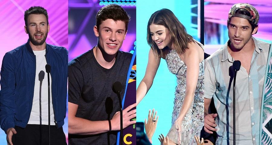 """Teen Choice Awards divulga primeira """"onda"""" de indicados à edição 2017; vem ver"""