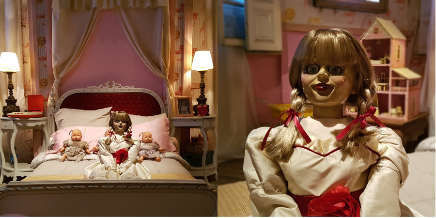 """Silvio Santos faz pegadinha assustadora de """"Annabelle 2""""; Vem ver o teaser e as fotos"""