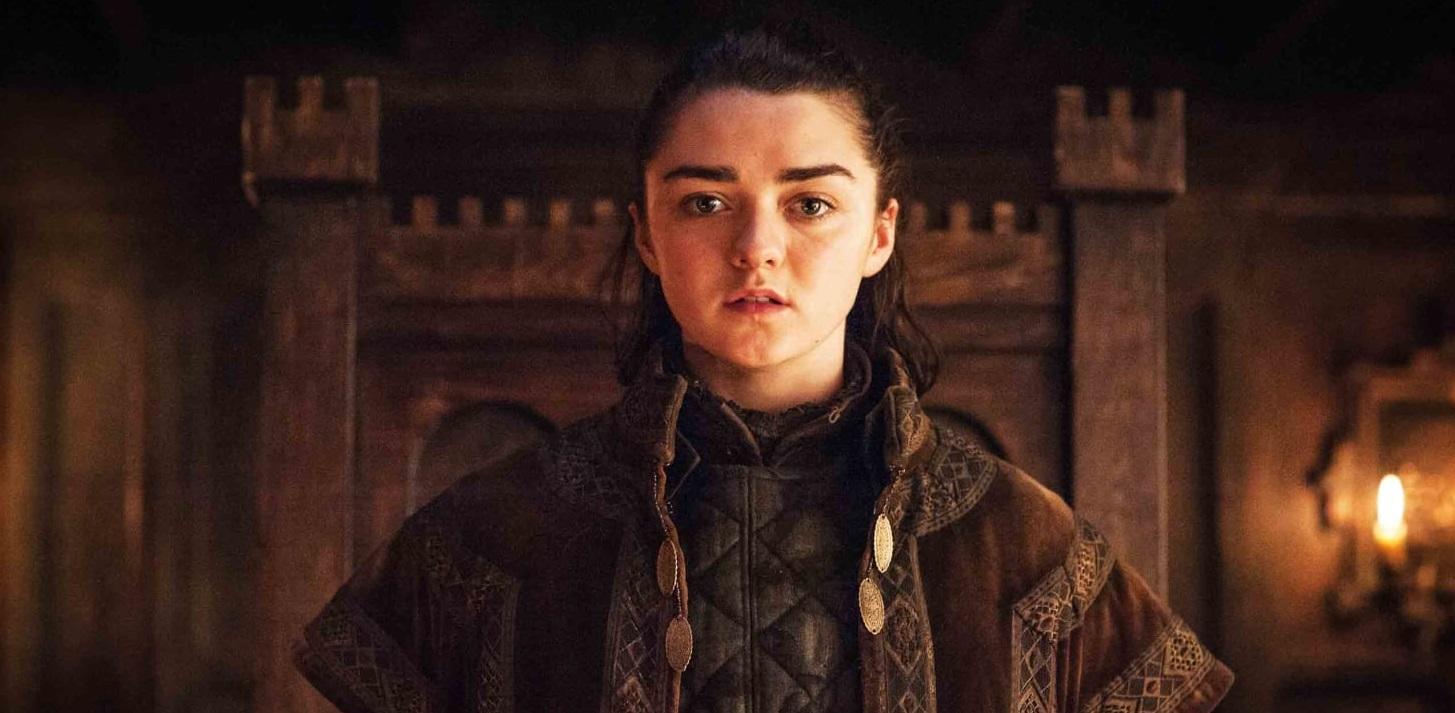 """""""Game of Thrones"""": Maisie Williams fala sobre cena épica de Arya em estreia de temporada"""