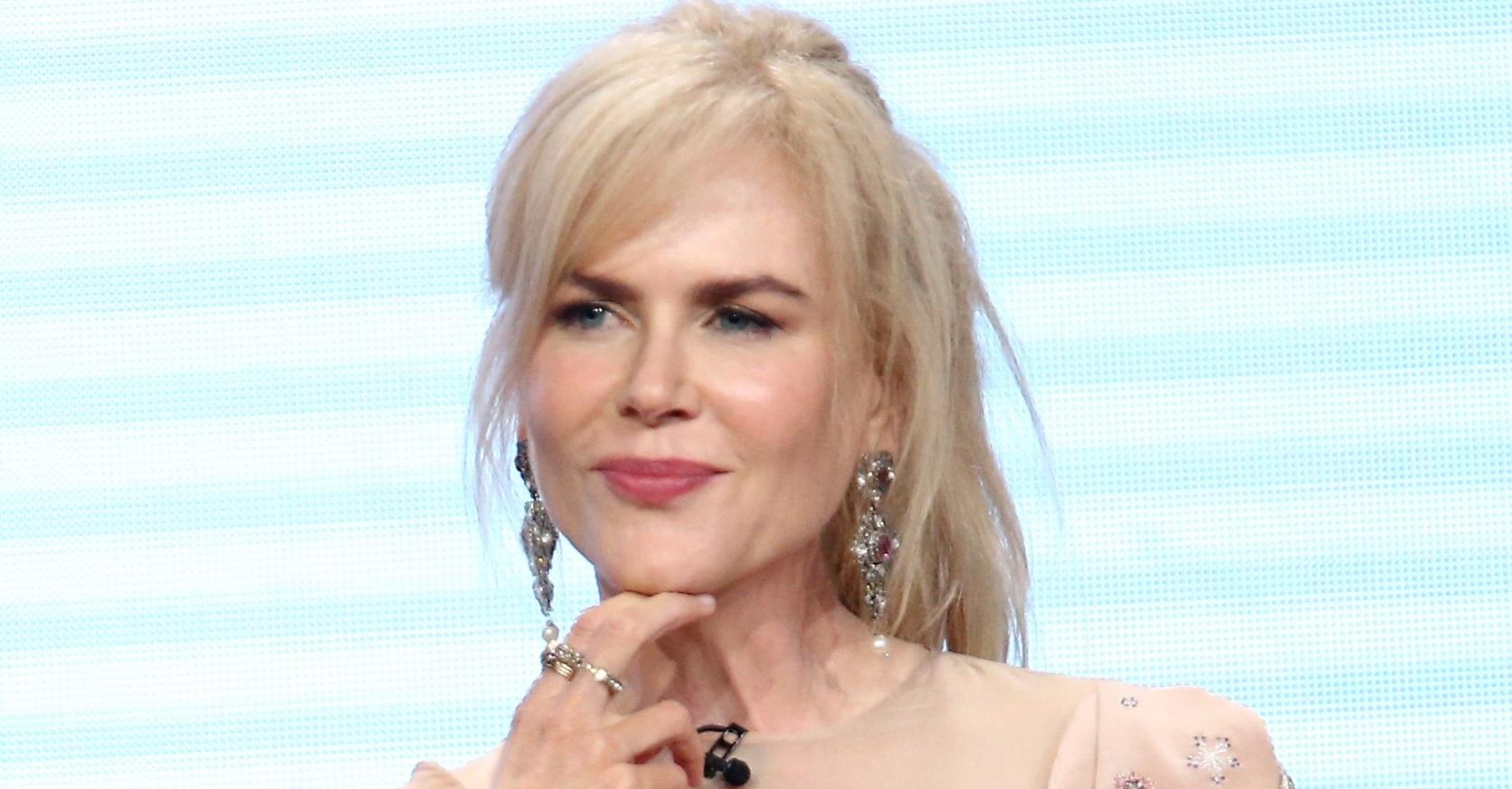 """Nicole Kidman revela segredo """"curioso"""" para manter o casamento saudável: """"Não quero isso entre meu amor e eu"""""""