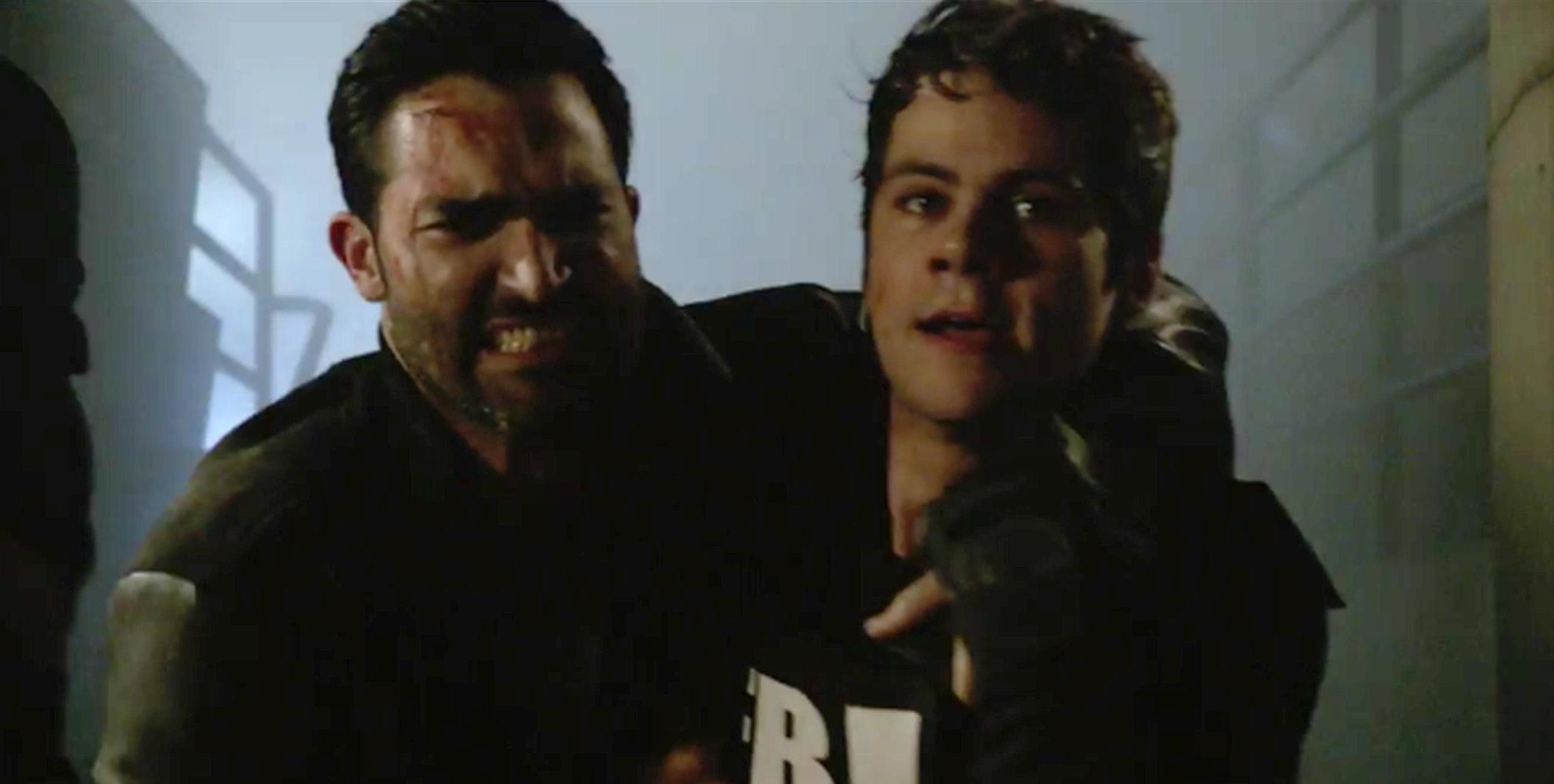 """Dylan O'Brien e Tyler Hoechlin estão de volta no trailer dos episódios finais de """"Teen Wolf"""""""