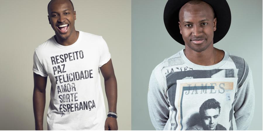 """Thiaguinho tá todo romântico no seu novo single; Vem ouvir """"Energia Surreal""""!"""