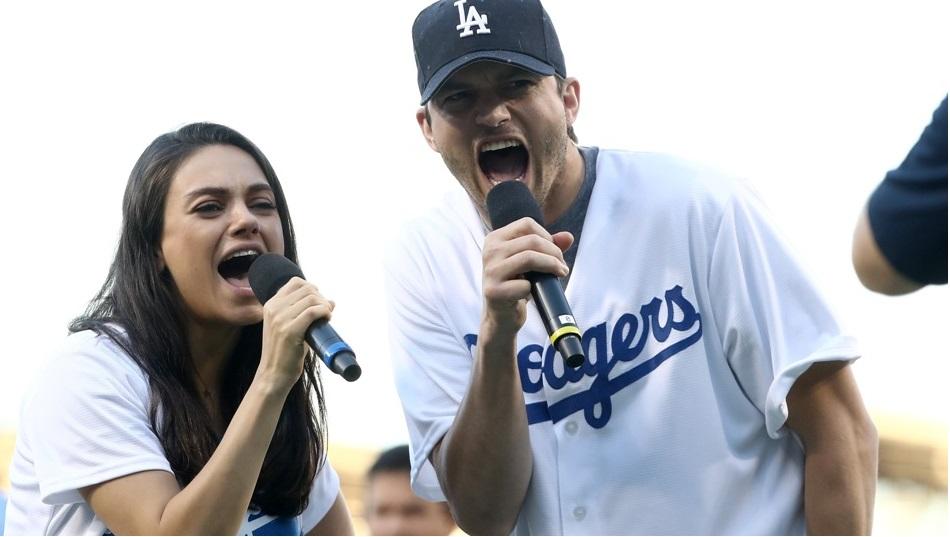 Eita! Após fotos de paparazzi, Ashton Kutcher responde revista sobre possível traição a Mila Kunis