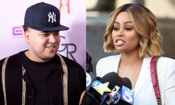 Blac Chyna acusa Kardashians de terem chantageado emissora para cancelar seu reality com Rob