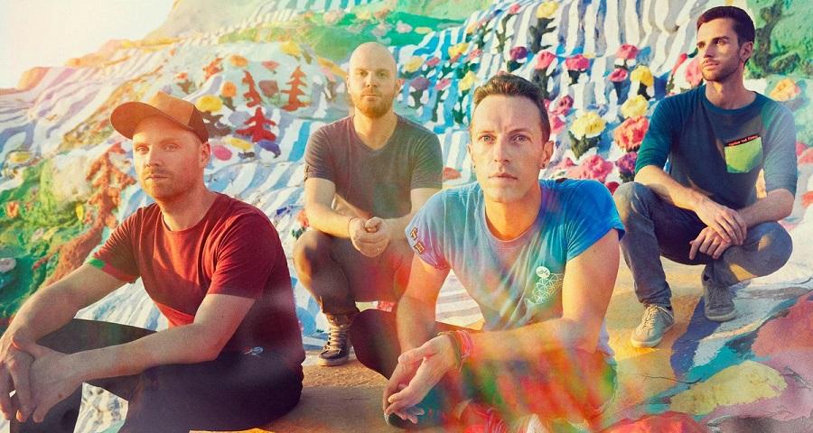 """Coldplay lança oficialmente o EP """"Kaleidoscope""""; vem ouvir que tá mara!"""