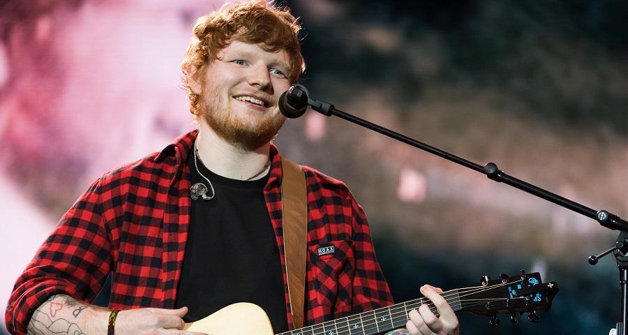Ed Sheeran lidera lista dos artistas mais ouvidos do ano no Spotify; veja ranking