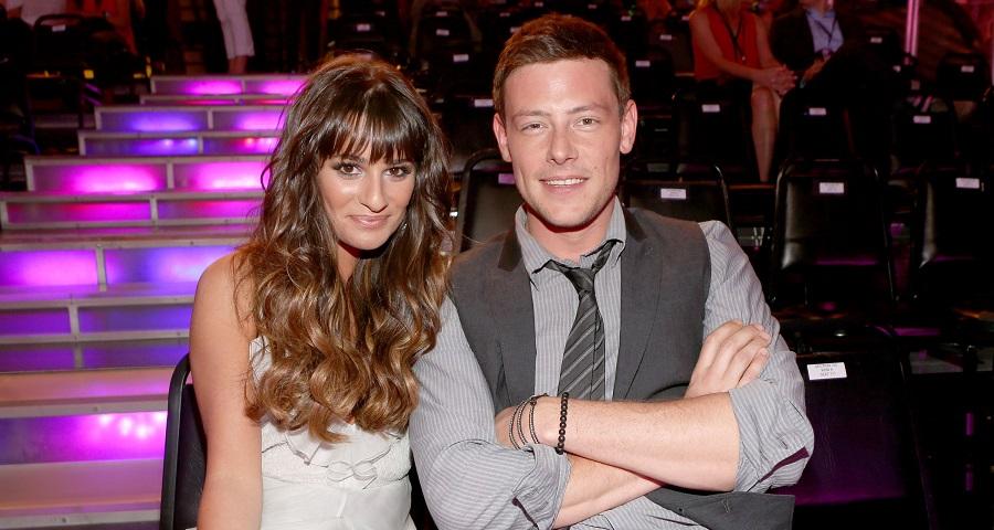 Lea Michele faz homenagem a Cory Monteith quatro anos após morte do ator