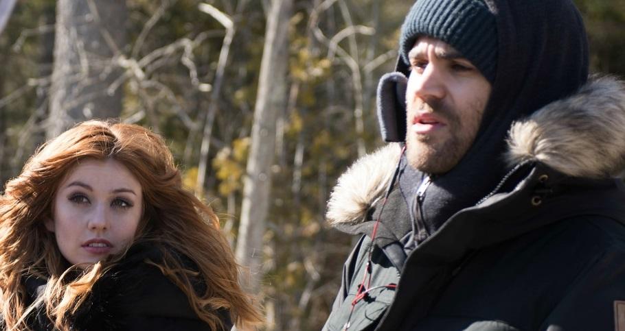 """Paul Wesley participa de """"Shadowhunters"""" em nova função; veja fotos dos bastidores!"""