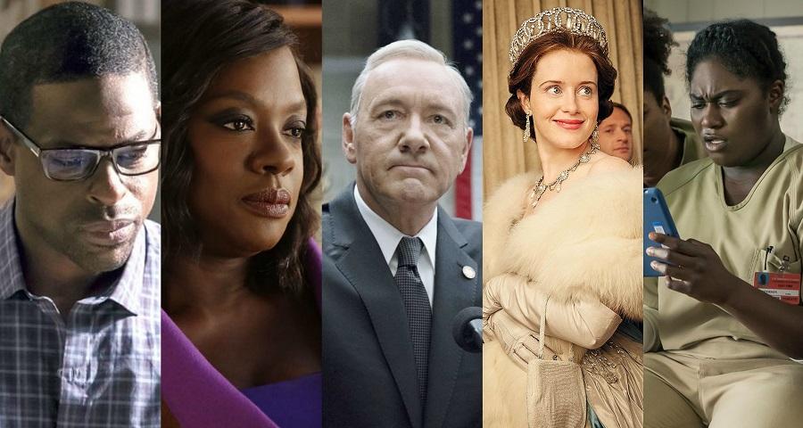 Emmy 2017: Confira lista das séries mais cotadas para a premiação deste ano