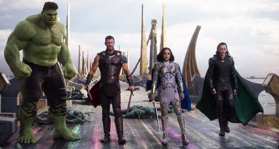 """""""Thor: Ragnarok"""" ganha novo e eletrizante trailer na Comic-Con; vem assistir"""
