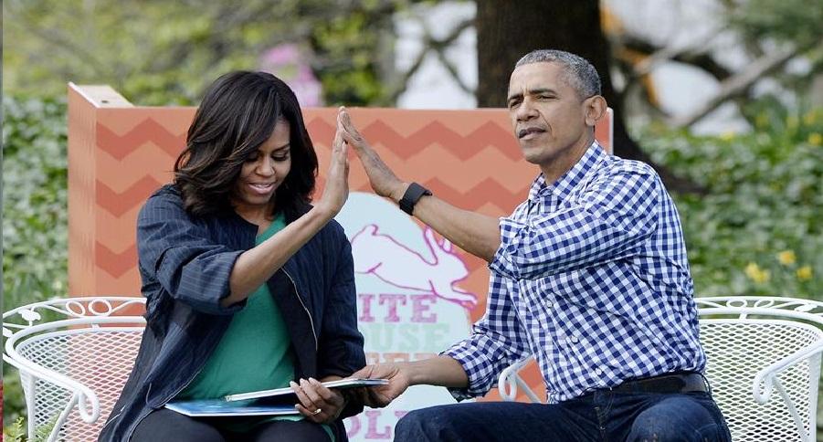 Sortuda! Barack e Michelle Obama respondem noiva que os convidou para casamento