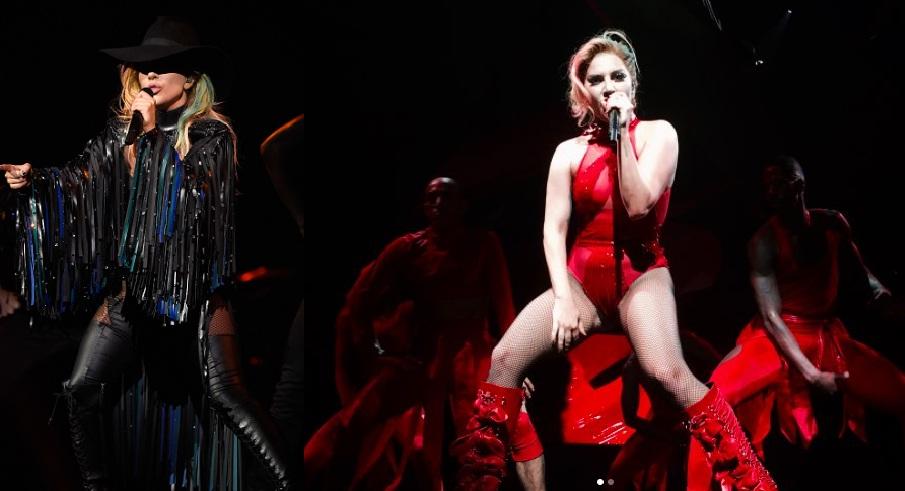 Lady Gaga estreia nova turnê com show marcado por palco espetacular e surra de hits; vem ver o que rolou!
