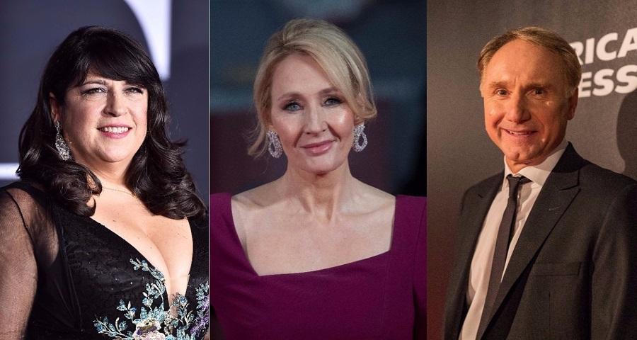 J.K. Rowling lidera lista da Forbes dos autores mais ricos do mundo no último ano