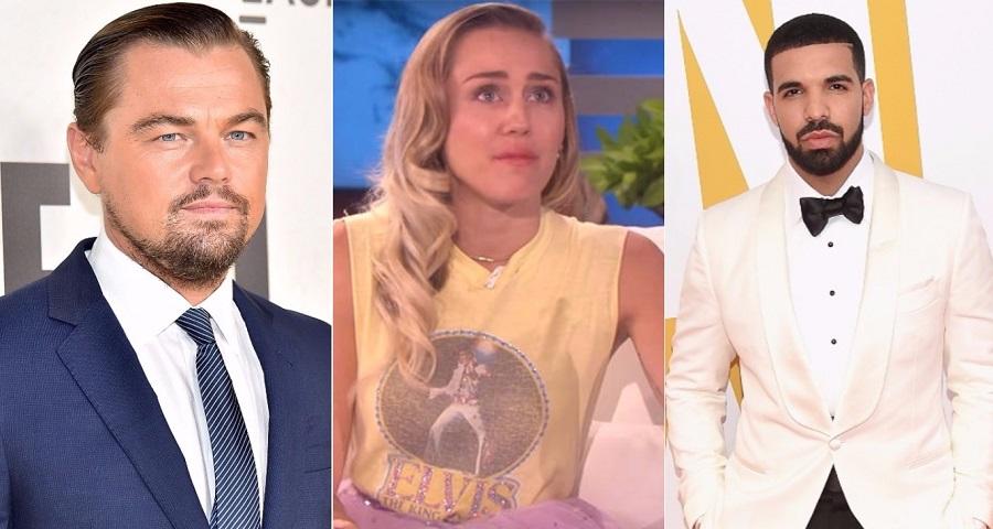 Miley, Drake, DiCaprio e mais celebs fazem doações às vítimas do furacão Harvey