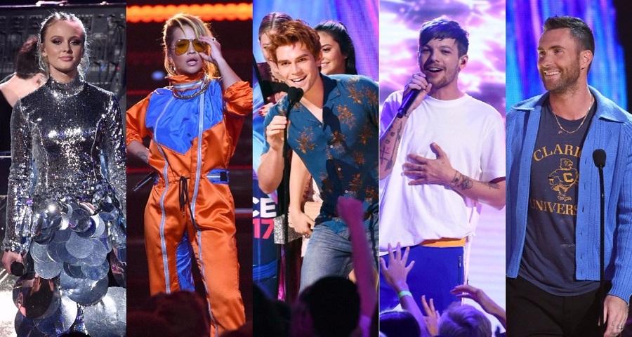 RESUMÃO: Confira as performances e os vencedores do Teen Choice Awards 2017