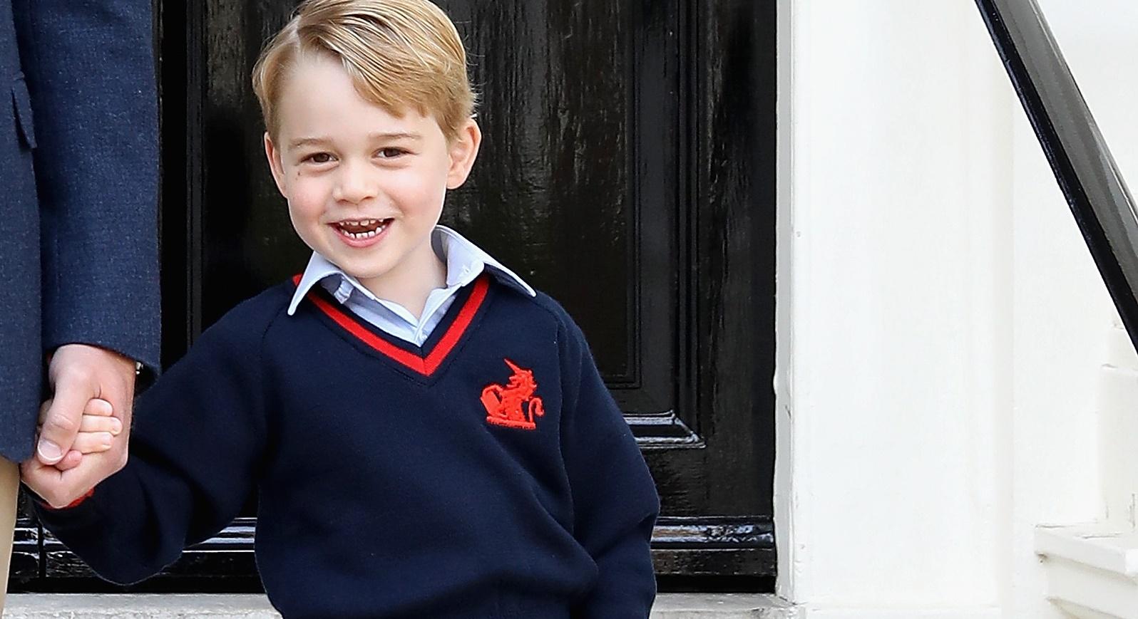 Mulher é presa após invadir escola em que Príncipe George estuda!