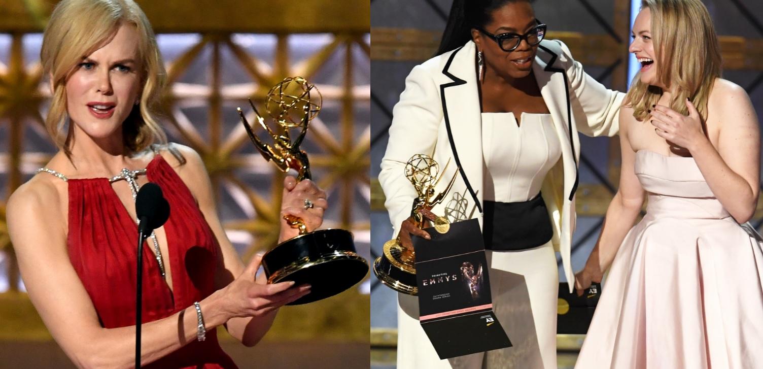 """""""Emmy Awards 2017"""": as novatas """"The Handmaid's Tale"""" e """"Big Litle Lies"""" se destacam na premiação; confira o resumão"""
