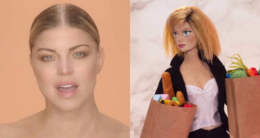 """Ela não para! Fergie divulga dois clipes novos: """"Love Is Pain"""" e """"Love Is Blind""""; assista"""