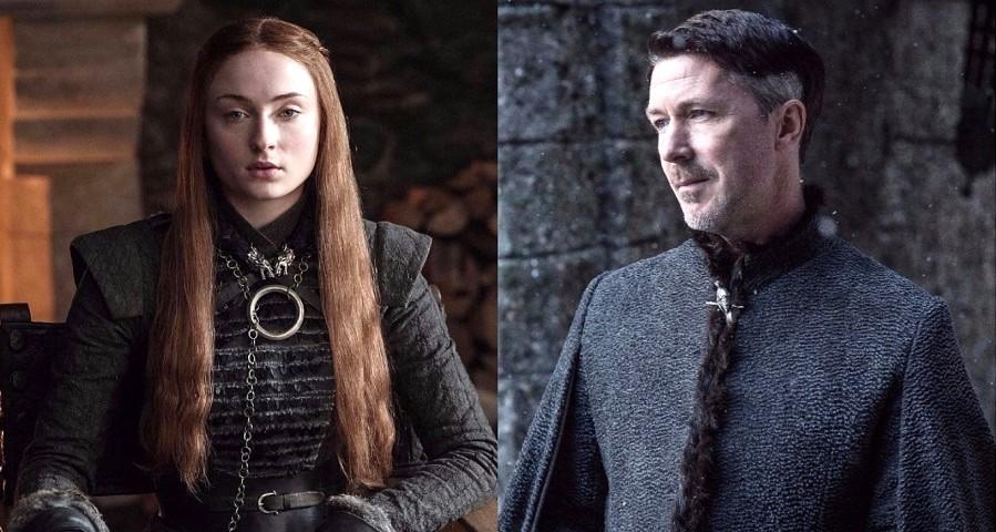 """No Twitter, Sophie Turner discute com fã que criticou decisão de Sansa em """"Game of Thrones"""""""