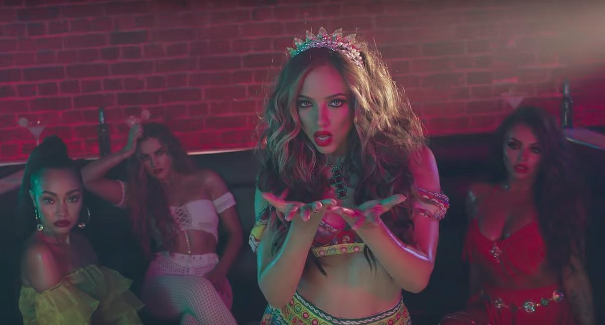 """Little Mix e CNCO  lançam clipe babadeiro para """"Reggaetón Lento""""; assista!"""