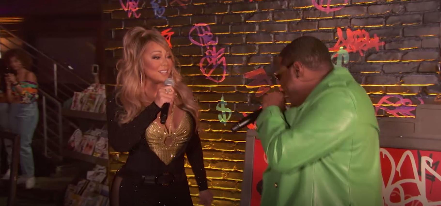 """""""VH1 Hip Hop Honors"""": Mariah Carey faz performance surpreendente de """"Honey"""" em noite cheia de estrelas; confira!"""